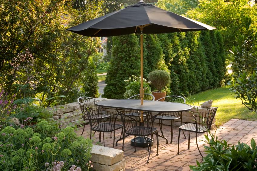 Une terrasse de jardin un espace am nag au c ur de votre - Jardins et terrasses photos ...