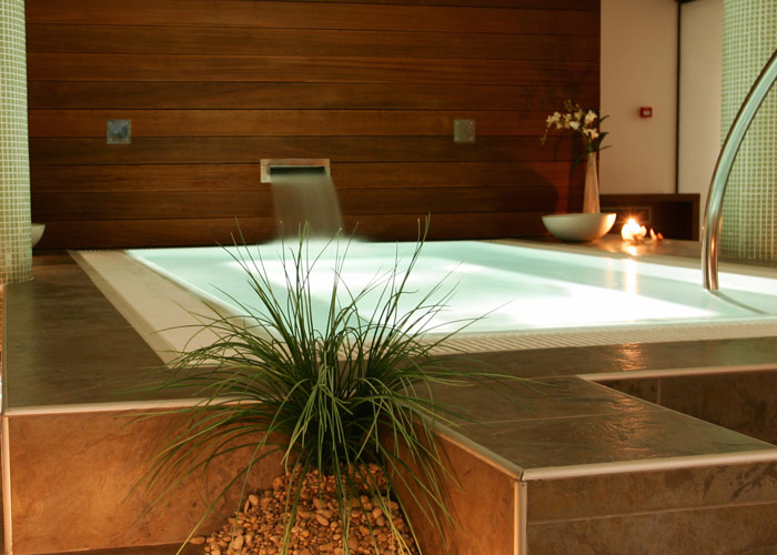 spa de luxe luminotherapie