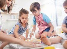 cuisiner-en-famille-maman-enfants-recette-tabliers