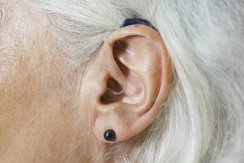 Appareil auditif entretien